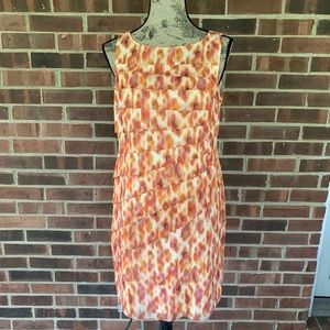 Ann Taylor silk sleeveless dress